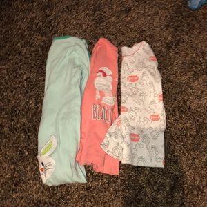Toddler PJ's bundle